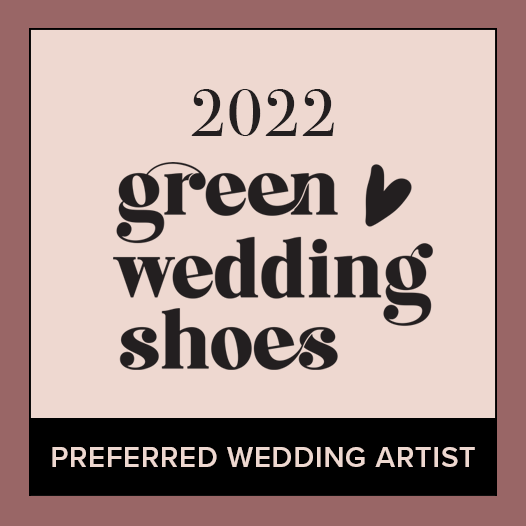See Our Wedding Artist Profile on Green Wedding Shoes