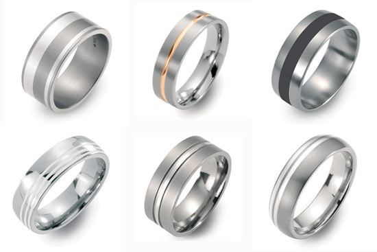 Wedding Bands For The Groom