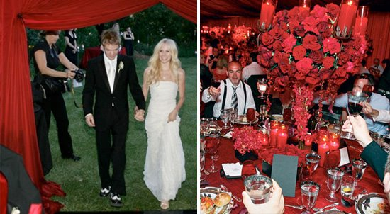 avril lavigne wedding