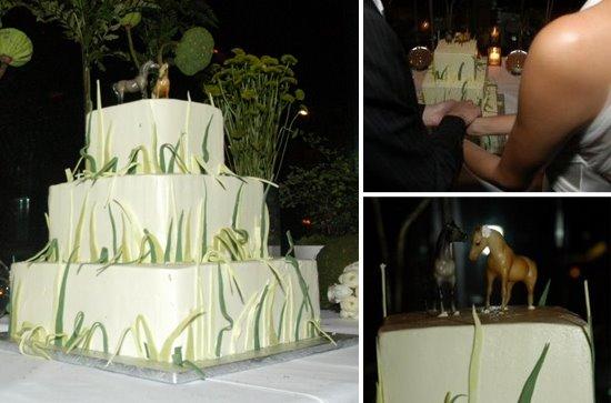 grass cake