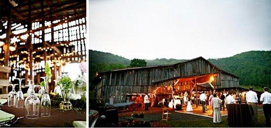 Claxton Farm Barn Wedding in North Carolina