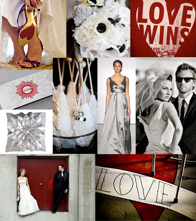 valentines mood board