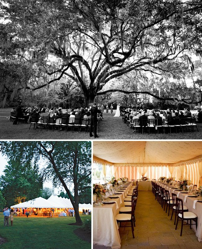 24 Outdoor Wedding Decoration Ideas: How To Throw A Backyard Wedding: Decor