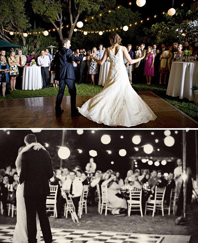 Simple Garden Wedding Ideas: How To Throw A Backyard Wedding: Decor