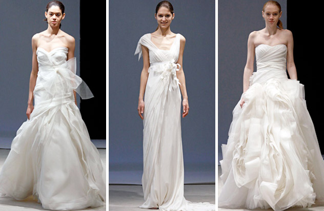 I Love Vera Wang Wedding Dresses | Green Wedding Shoes | Weddings ...