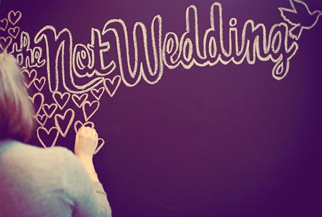 notwedding event