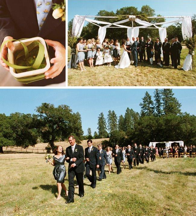 ceremony tent