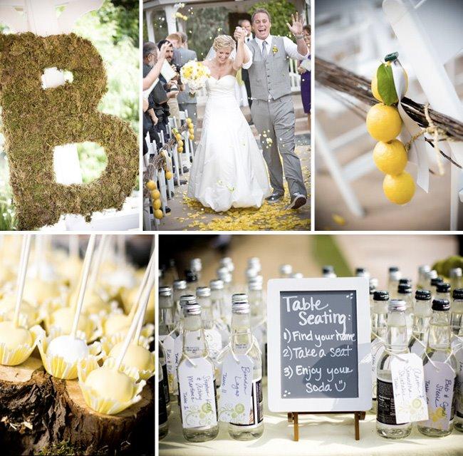 Vintage Rustic Wedding Ideas: Darren + Kayli's Vintage Rustic Wedding