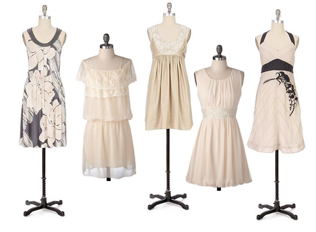 romantic bridesmaids dresses