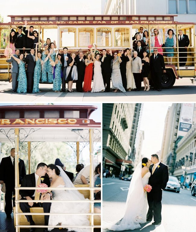 SF wedding