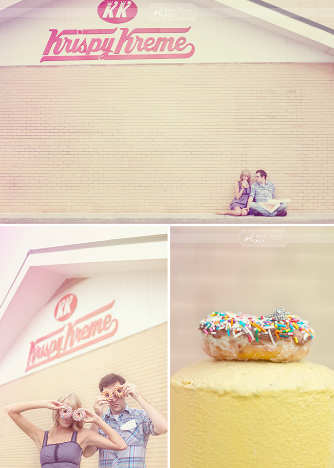 doughnut engagement
