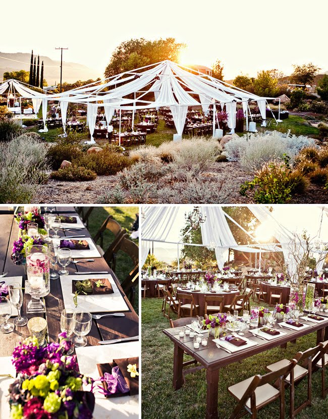 tent canopy wedding