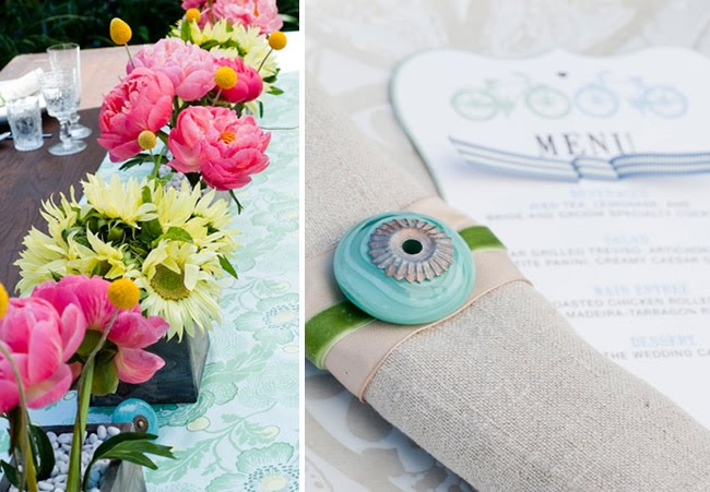 anthropologie wedding inspiration