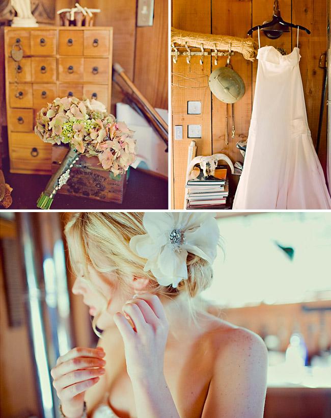 peace barn wedding