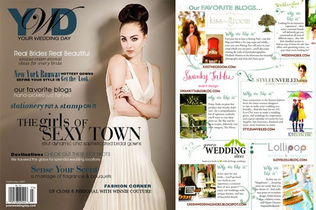 your wedding day magazine