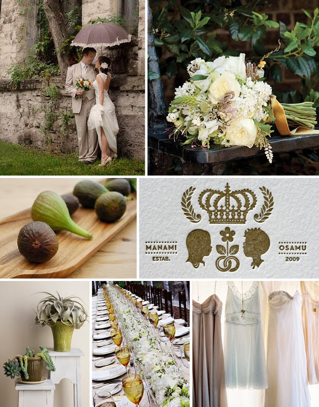 fig wedding inspiration