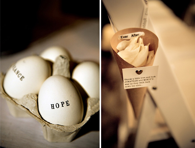 wedding eggs