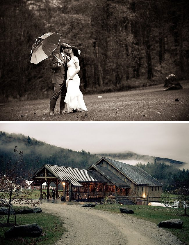 Vermont Fall Wedding