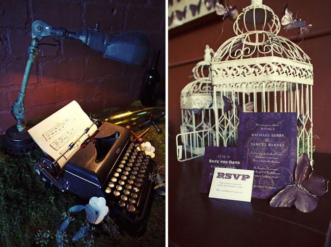 steampunk wedding ideas