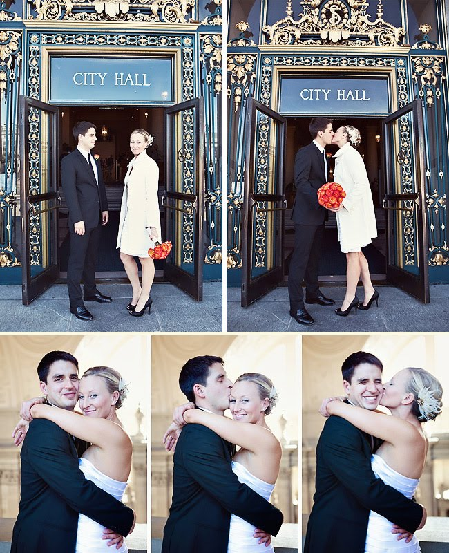 A San Francisco City Hall Wedding