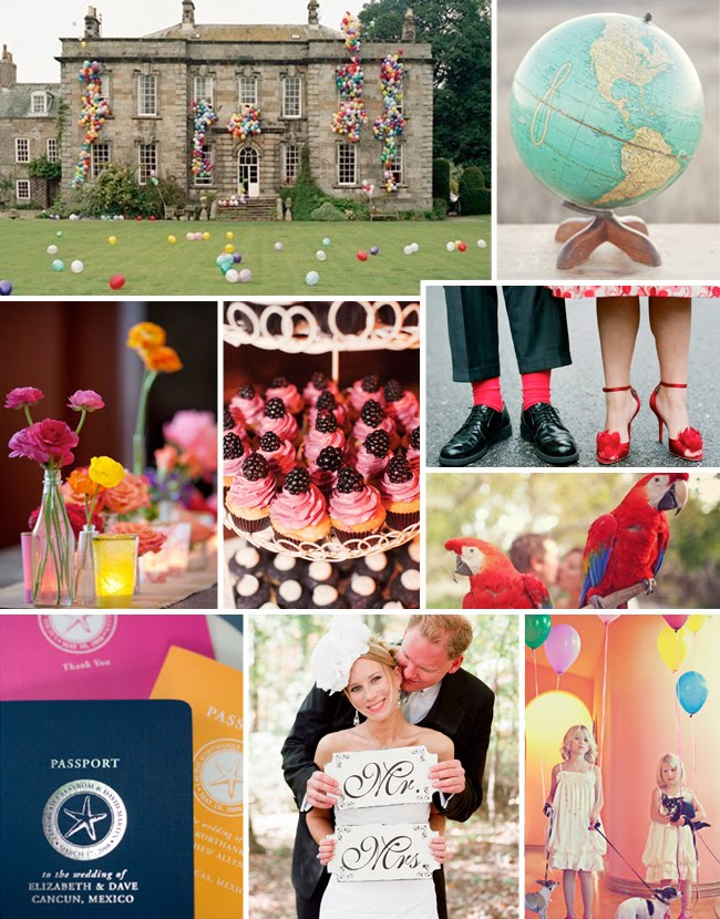up movie wedding inspiration