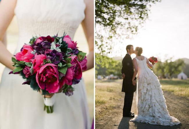 tim walker inspired wedding flowers