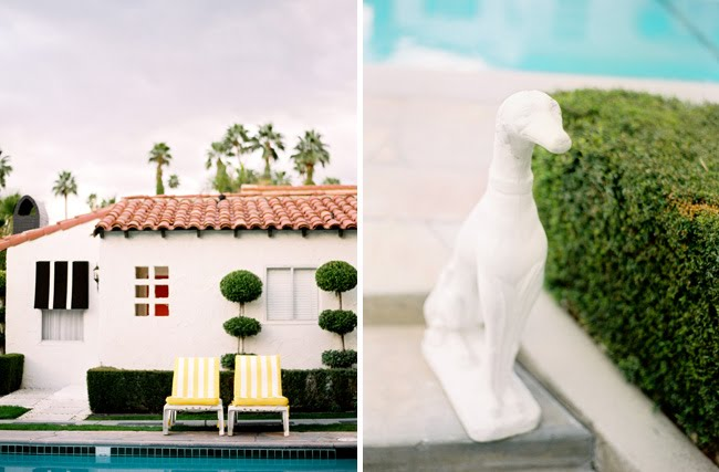 There Are 3 Pools Perfect For Relaxing The Day Before Wedding Or After Hotel Is Also Within Walking Distance To Downtown Palm Springs So