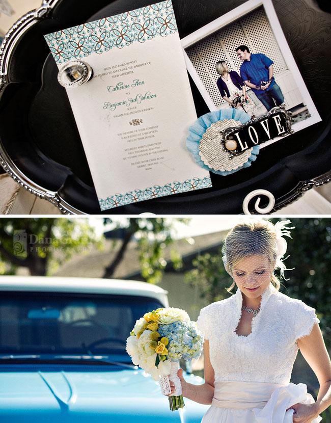 wedding invitations vintage