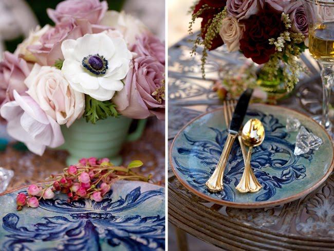 Spanish Wedding Theme Ideas