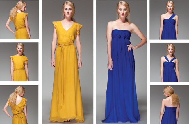Beautiful Bridesmaids Dresses By Joanna August