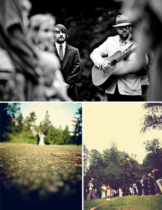 park wedding oregon
