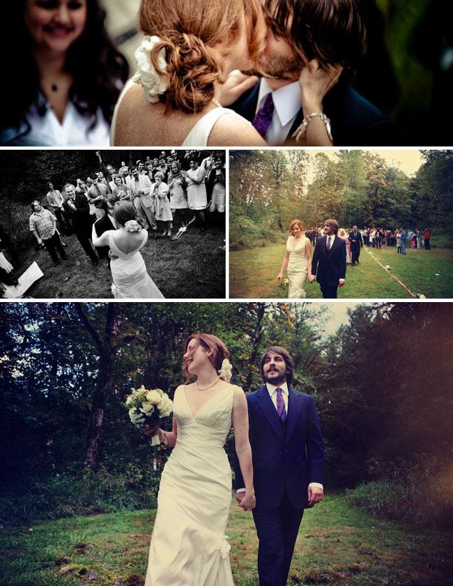 national park wedding portland