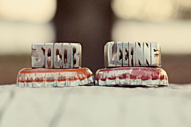 rings with names on them