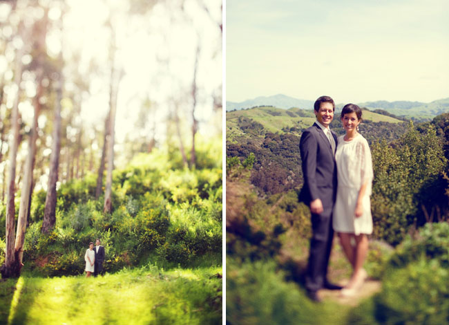 outdoor wedding portraits san francisco