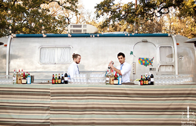 airstream bar wedding