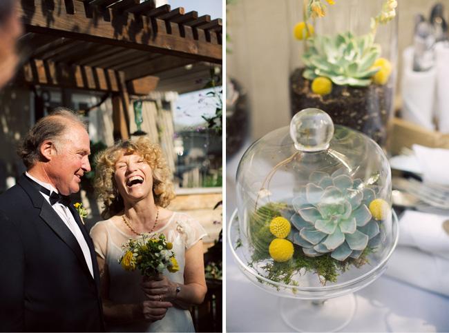 succulents wedding