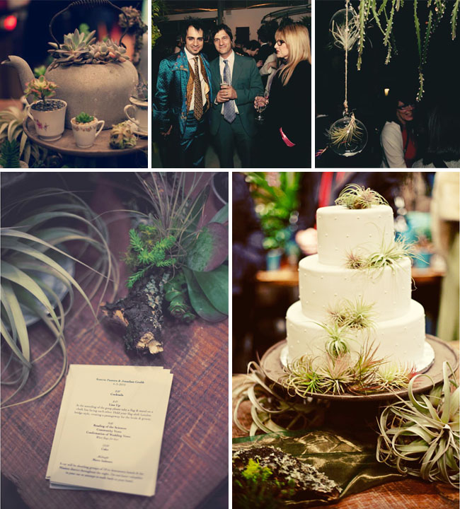 succulent wedding cake flora grubb