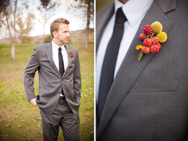 billy balls boutonniere