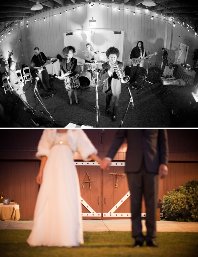 wedding band barn wedding