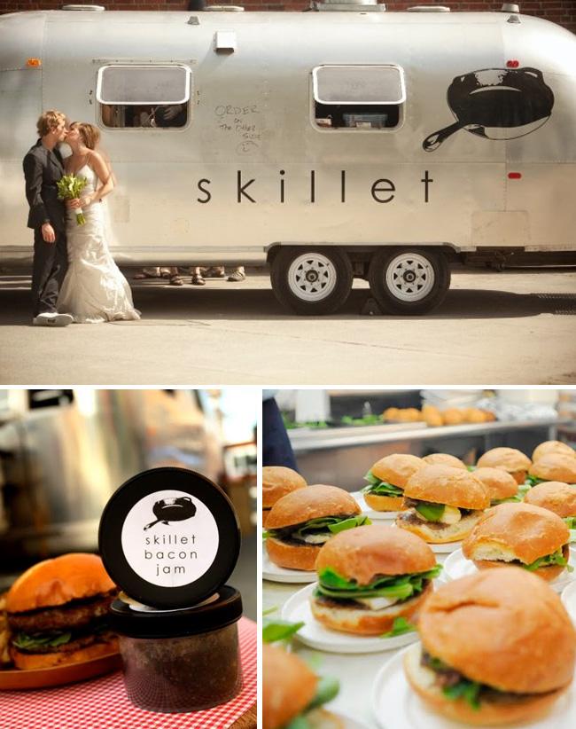 skillet street food