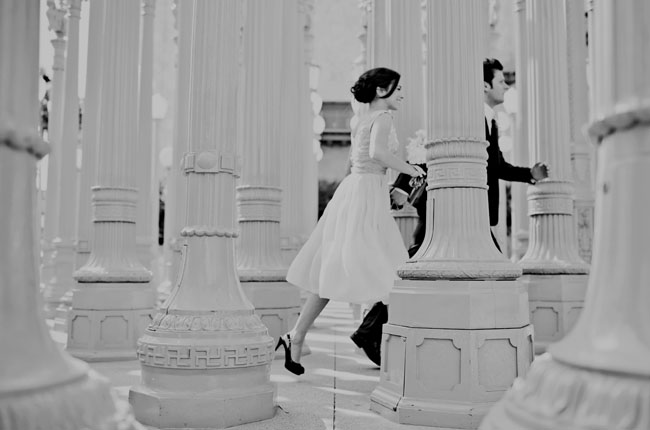 art los angeles wedding photography