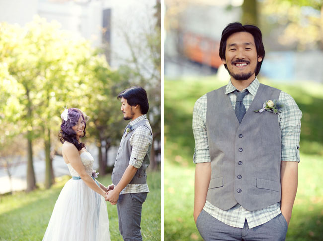 Simple Wedding Dresses Under 500: A Wedding Inspired By (500) Days Of Summer: Part 1