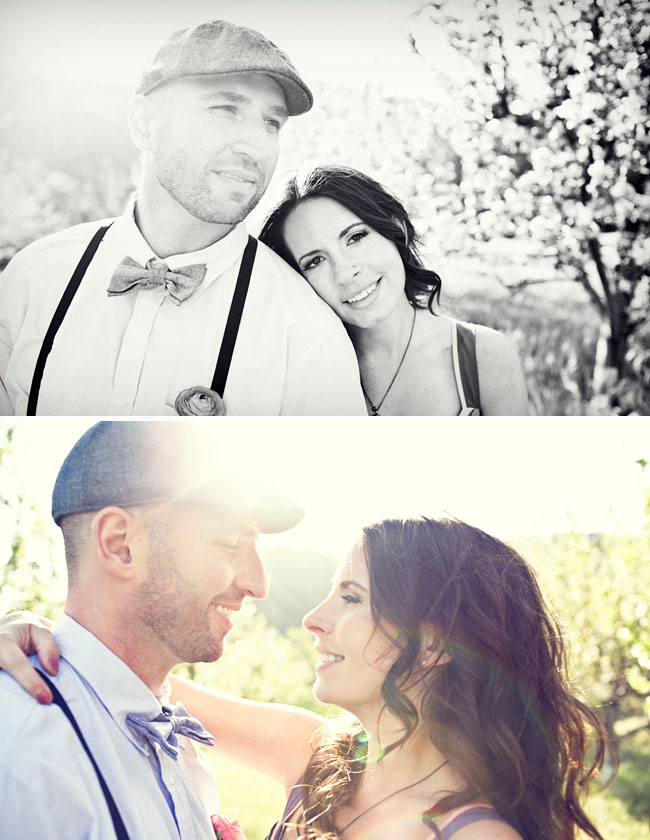 cherry fields engagement photos ep love