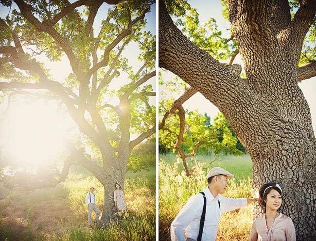 malibu engagment photos