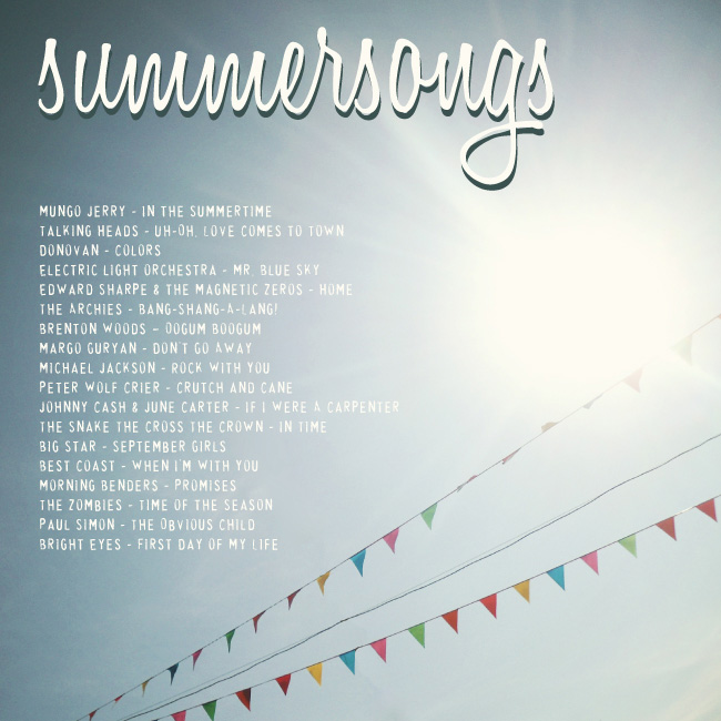 gws summer songs