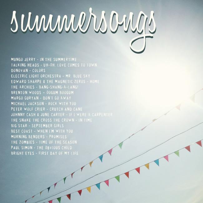 gws summer songs
