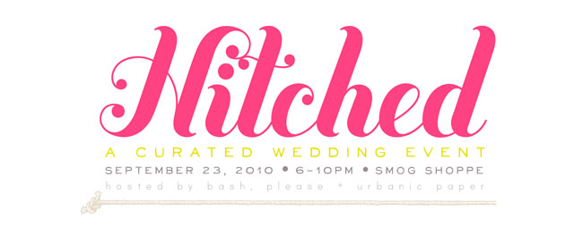 hitched wedding event