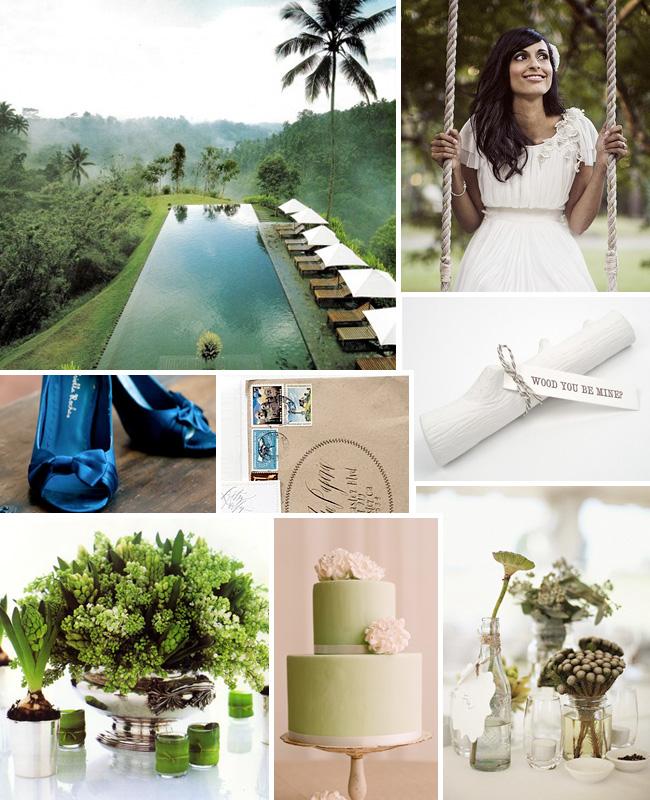 wedding inspiration bali honeymoon