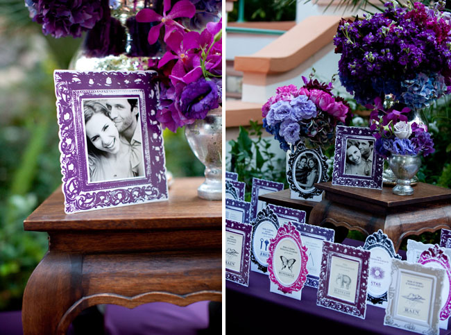photo frames wedding