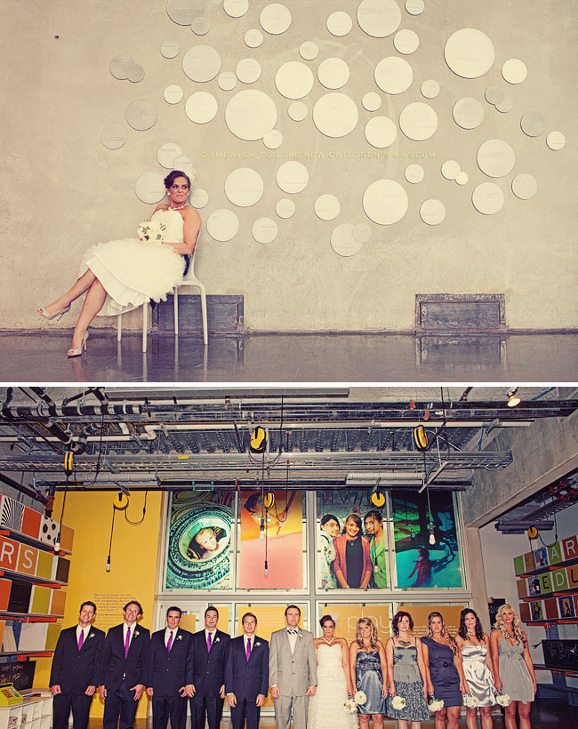 children's museum wedding san diego